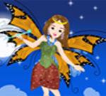 Peppy Fairy Girl Dress Up