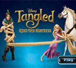 Tangled – Spot the Numbers