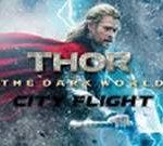 Thor The Dark World City Flight