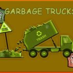 Garbage Trucks – Hidden Trash Can
