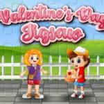 Valentine Day Jigsaw