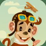 Tommy the Monkey Pilot