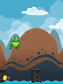 Image Frogger Jump