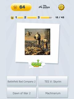 Image Quiz Story Game